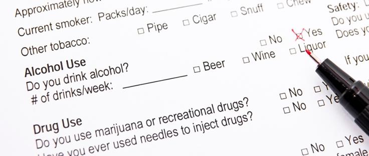 checklist-pen-alcohol-drug-use